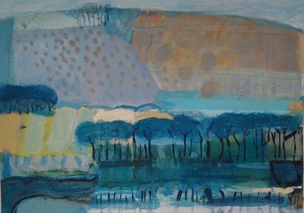 paths to abstraction art course at st ives school of painting cornwall