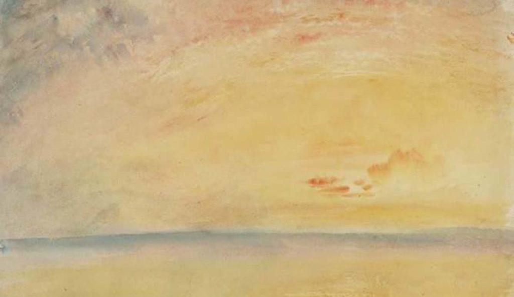Turner'scolour beginnings
